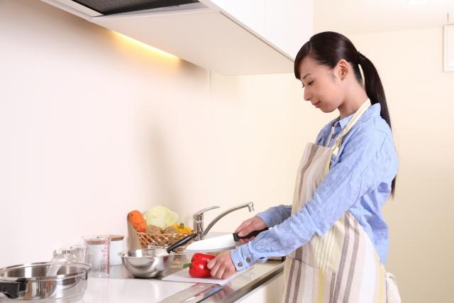 料理代行のスタッフ