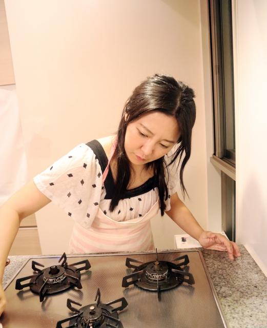 料理代行の女性